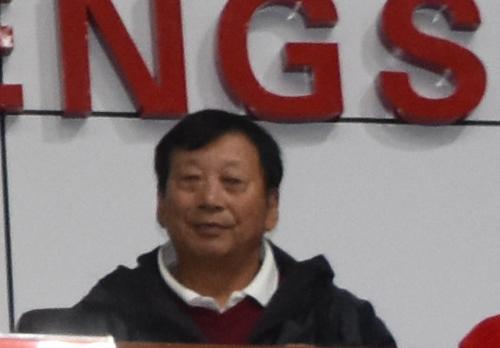 王世泉先生