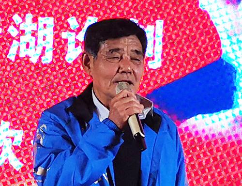 孙长江先生